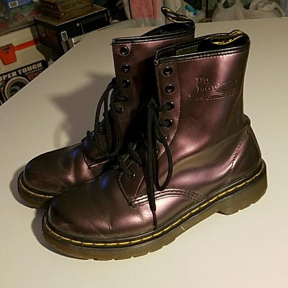 huge discount 1e71b 5debb Dr. Martens Mr. Cushion Soles Boots